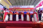 Công ty TNHH GTS Dương Hùng: Khành thành khu nuôi tôm chất lượng cao không cắt mắt