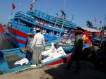 Quảng Ngãi khan hiếm lao động đi biển, nhiều tàu cá nằm bờ