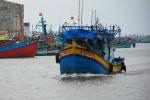 21 ngư dân bị Thái Lan bắt khi trú bão được thả về