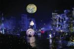 Ấn tượng lễ hội mặt nạ sắc màu ở Venice