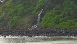Quảng Ngãi: Nước thải từ hồ nuôi tôm tự phát gây ô nhiễm môi trường nghiêm trọng