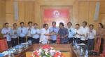Thống nhất triển khai dự án nuôi tôm công nghệ cao tại Quảng Trị