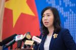 Việt Nam phản đối Trung Quốc tổ chức đua thuyền buồm trái phép ở Biển Đông