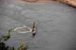 Vựa cá ở thượng nguồn sông Lam
