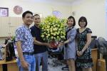 Tập đoàn Việt - Úc chúc mừng Tạp chí Thủy sản Việt Nam