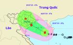 Rạng sáng 4/7, bão Mun đổ bộ các tỉnh Quảng Ninh - Nam Định