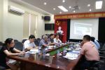 Hội Nghề cá Việt Nam tiếp đón Công ty Shouai Sơn Tây