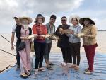 Đồng Tháp: Thả 200 kg cá, lươn tái tạo nguồn lợi thủy sản