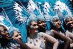 Rực rỡ sắc màu lễ hội nhiệt đới tại Paris