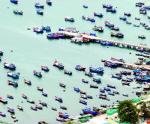 Đề xuất tính giá dịch vụ tại cảng với tàu vào tránh trú bão