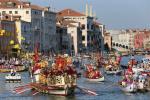 Độc đáo lễ hội đua thuyền Regata Storica