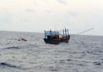 Hội Nghề cá Việt Nam: Phản đối hành động phi lý của Trung Quốc