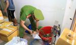 Tôm hùm giá rẻ bơm tạp chất tăng trọng bị phát hiện tại Đà Nẵng