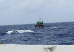 Tàu 788 cứu kéo tàu cá PY 92359 TS về đảo Sinh Tồn an toàn