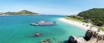 Đảo Bình Hưng - Hòn ngọc thô của biển Cam Bình