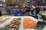 Tiêu thụ thủy sản của Italy giảm sâu