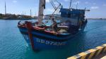 Sửa chữa thành công sự cố tàu cá Bình Định