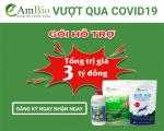 Ambio hỗ trợ bà con nuôi tôm dùng sản phẩm 2 tuần miễn phí