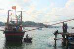 Quảng Ngãi: Chưa thành lập lực lượng kiểm ngư và không có tàu kiểm ngư