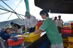 Đảm bảo an toàn thực phẩm trên tàu cá