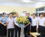 Nhiều cơ quan, đơn vị chúc mừng Tạp chí Thủy sản Việt Nam