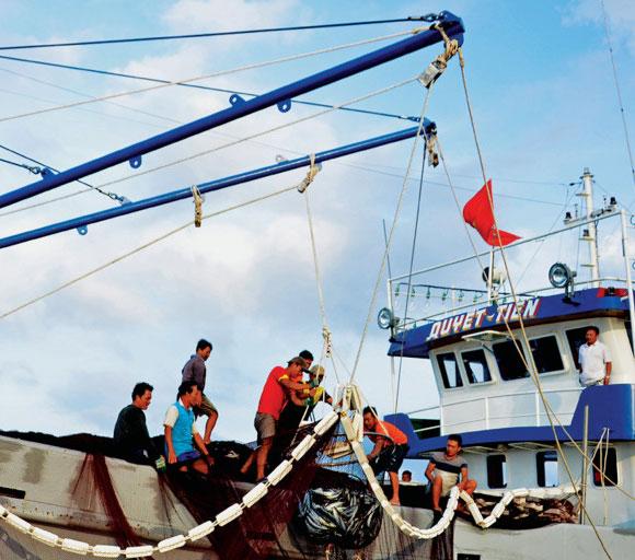 Luật Thủy sản 2017: Bước ngoặt của ngành thủy sản