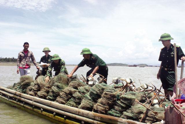 Mạnh tay với khai thác thủy sản tận diệt