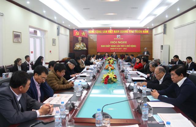 Hội Nghề cá Việt Nam: Hội nghị Ban chấp hành mở rộng năm 2017