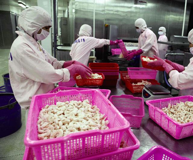 Mở rộng thị trường xuất khẩu thủy sản