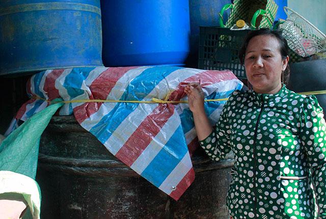 Quảng Ngãi: Phục hồi nước mắm truyền thống Đức Lợi