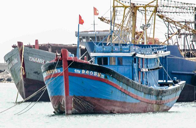 Vĩnh biệt sói biển Hoàng Sa Dương Văn Giàu