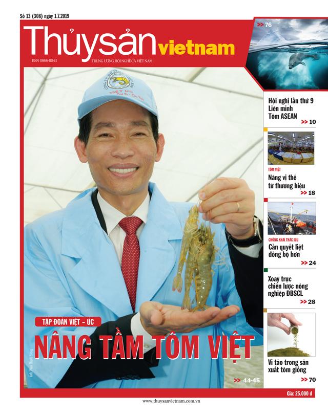 Thủy sản Việt Nam số 13 - 2019 (308)