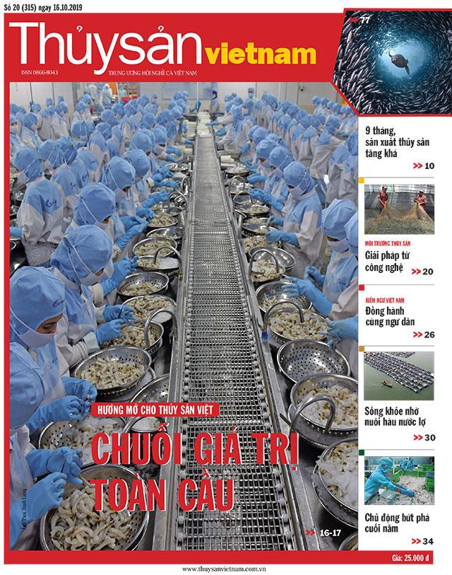 Thủy sản Việt Nam số 20 - 2019 (315)