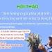 Hội thảo phát triển nuôi tôm càng xanh bền vững tại Đồng Tháp
