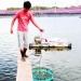 Quản lý môi trường ao nuôi ban đêm tại Thái Lan