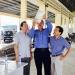 Thủy sản Đắc Lộc: Đón đoàn làm việc của Ban Kinh tế Trung ương