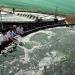 Bạc Liêu: Mới lạ nuôi tôm siêu thâm canh trong hồ nổi tròn
