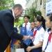 Tập đoàn Mavin tặng quà cho học sinh nghèo học giỏi
