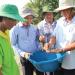 Thủy sản thành công, khuyến nông góp sức lớn