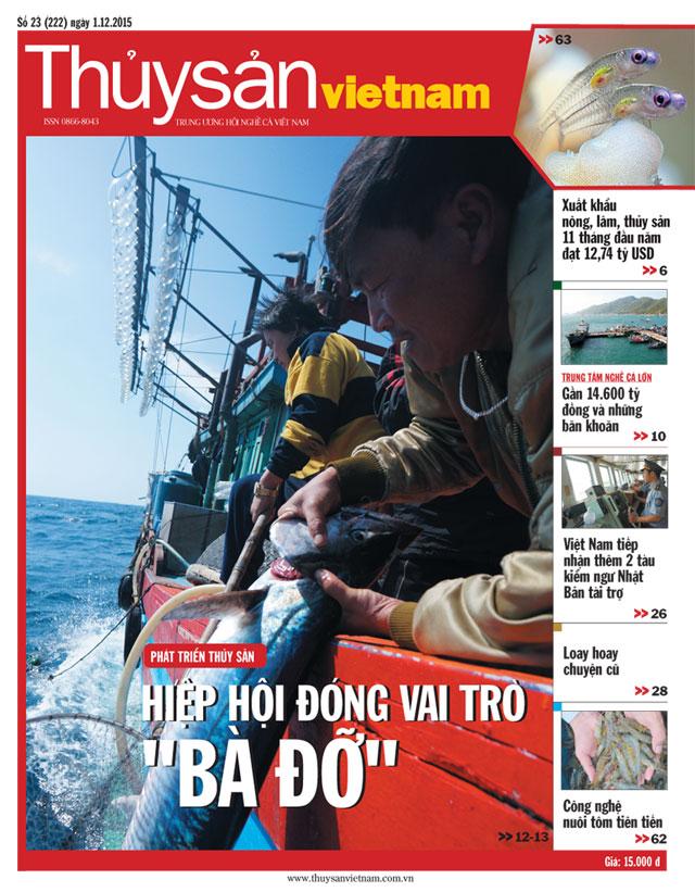 Thủy sản Việt Nam số 23 - 2015