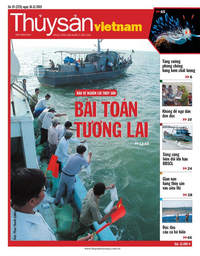 Tạp chí Thủy sản Việt Nam