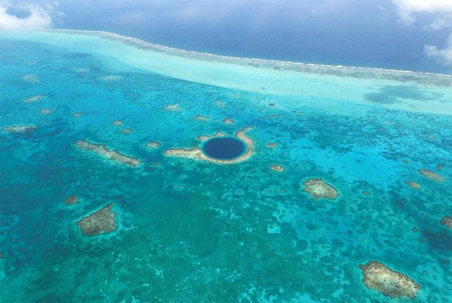 quốc đảo belize trung mỹ