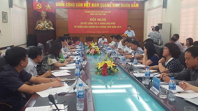 Hội nghị sơ kết công tác 6 tháng đầu năm và triển khai nhiệm vụ 6 tháng cuối năm 2018 diễn ra tại Hà Nội
