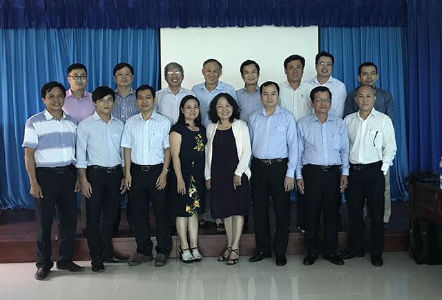 Các đại biểu tham gia diễn đàn tại TP Hồ Chí Minh