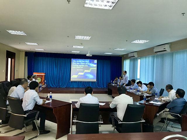 """Diễn đàn """"Đẩy mạnh sự đóng góp nhiều bên cho hợp tác quốc tế về các giải pháp bền vững cho phát triển nuôi trồng thủy sản ở Việt Nam - VINATiP"""""""
