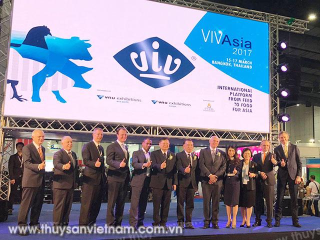 VIV Asia, hội thợ thương mại ngành kinh doanh nông nghiệp hàng đầu trong khu vực Đông Nam Á