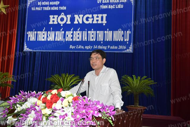 Bộ trưởng NNPTNT Nguyễn Xuân Cường
