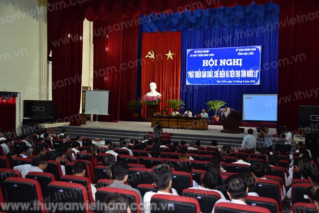 Hội nghị tôm nước lợ 2016