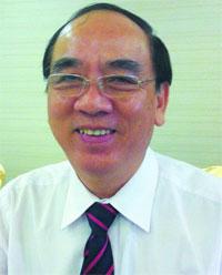 TS Võ Hùng Dũng Phó chủ tịch kiêm Tổng thư ký hiệp hội cá tra việt nam