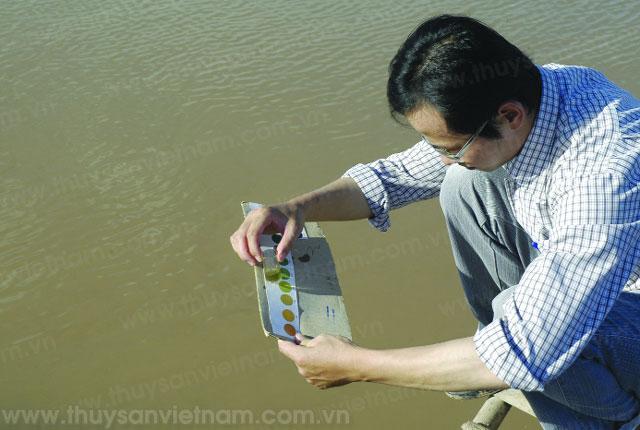 Thực hiện quản lý, giám sát chặt chẽ dịch bệnh đến tận hồ, ao, đầm nhằm phát hiện sớm